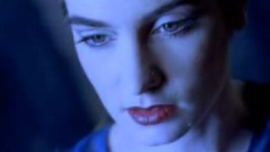 Photo of Sinéad O'Connor on Child Abuse