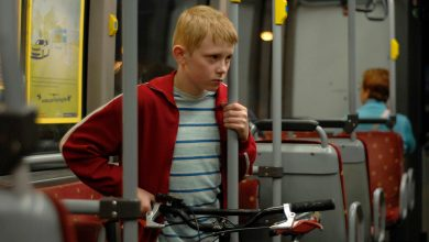 Photo of The kid with a Bike (Le gamin au vélo)